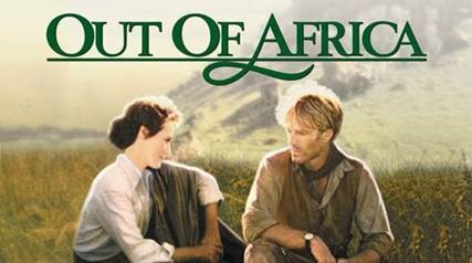 Benim Afrikam - Out of Africa